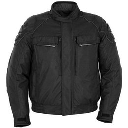 Black Pokerun Eagle 2.0 Jacket