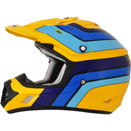 AFX FX-17 FX17 Vintage Factory MX Motocross Helmet White