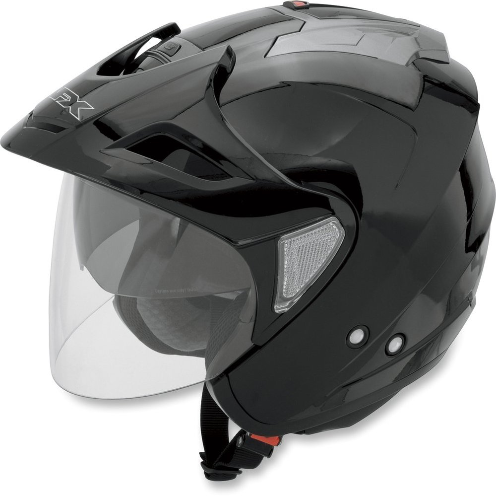 $109.95 AFX Mens FX-50 Open Face Helmet 2014 #196080