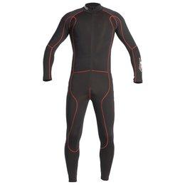 Black Rst Mens Tech X Base Technical Wear Undergarment 1 Piece Suit 2014