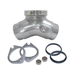 S&S Cycle Manifold Conversion Kit For Harley Big Twin 1984-1989