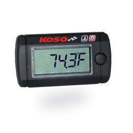 Koso Mini Thermometer LED With Water Temp Sensor