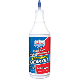 Lucas Oil Heavy Duty Gear Oil 80W-90 32 Oz 10043 Unpainted