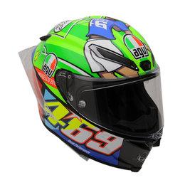 AGV Pista GP R Valentino Rossi Mugello 2017 Full Face Helmet Green