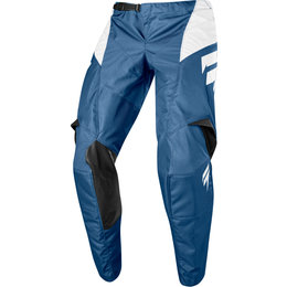Shift Racing Mens Whit3 White Label Muse Pants Blue
