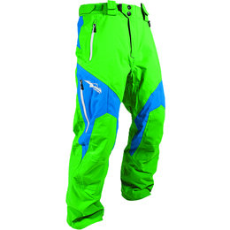 Green, Blue Hmk Mens Peak 2 Waterproof Snow Pants 2013 Green Blue
