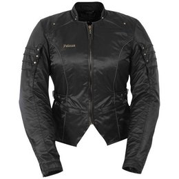 Black Pokerun Womens Kimy Jacket