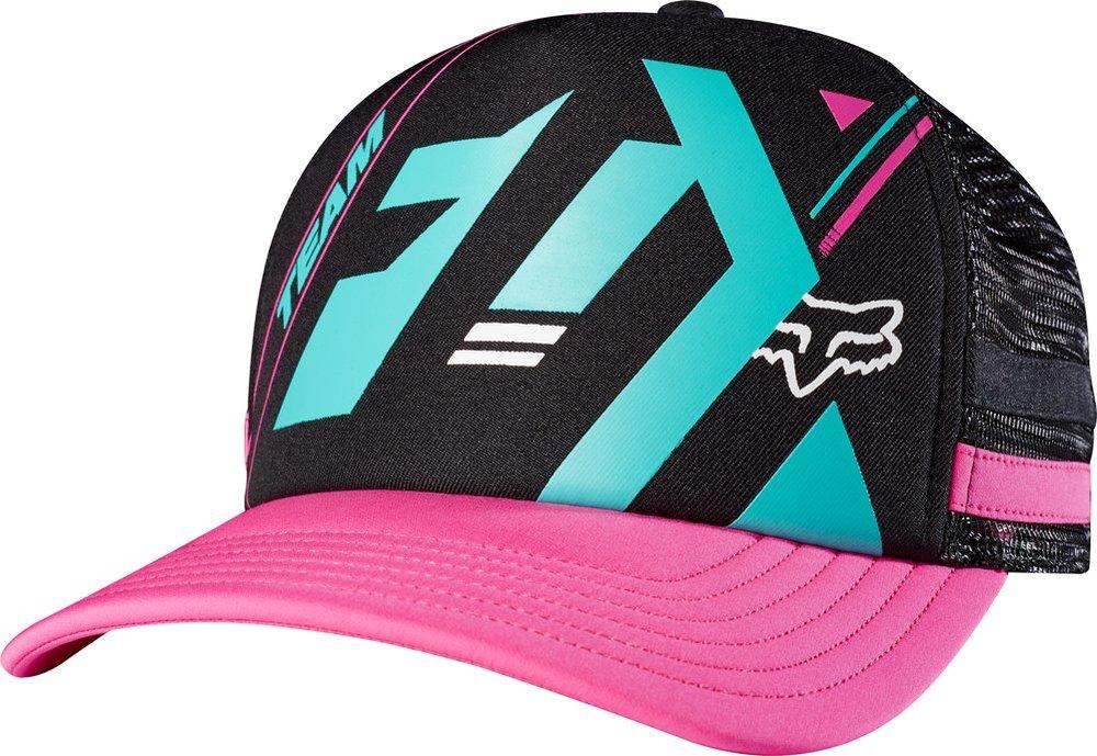 24 50 fox racing womens divizion snapback adjustable 250216