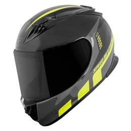 Speed & Strength Light Speed Full Face Helmet Black