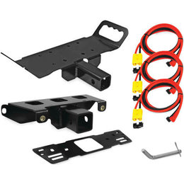 KFI UTV Multi-Mount Kits For Polaris UTV-1080-Y Unpainted