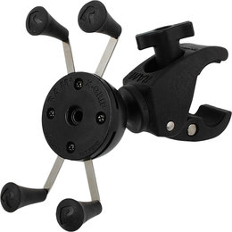 RAM Mount Tough-Claw Mount With X-Grip Phone Cradle Black RAM-HOL-UN7-400 Black
