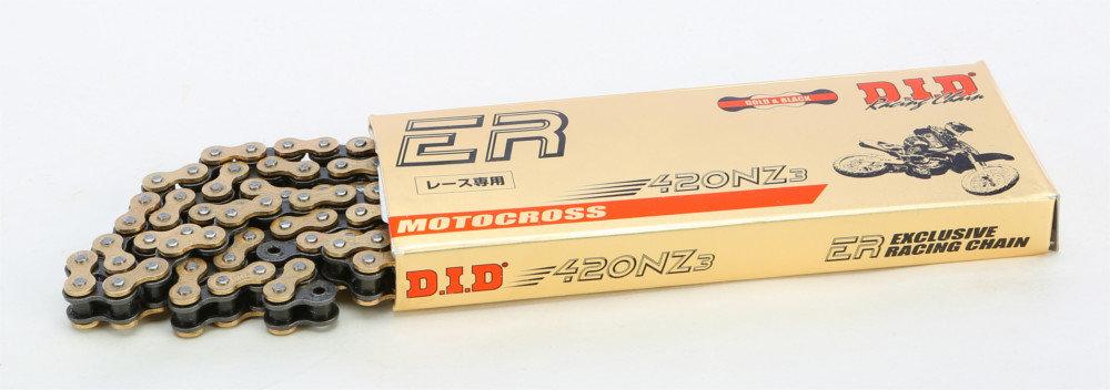 520 x 72 Links Heavy Duty Non Oring ATV Chain
