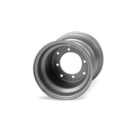 ITP STEEL WHEEL 8x8.5 3.5+5 4/110/130 BELL SILVER