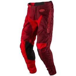 Troy Lee Designs Mens GP 50/50 Lightweight MX Motocross Riding Pants Red
