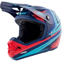 Answer Racing AR-3 AR3 Charge Helmet Blue