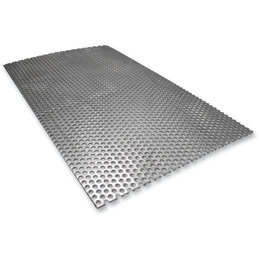 Steel La Choppers Perforated Baffle Sheet 6 X 10 Inch