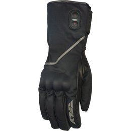 Fly Racing Mens Ignitor Pro Battery Heated Insulated Gloves Black