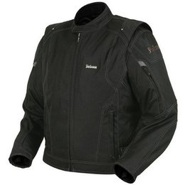 Black Pokerun 3-in-1 Mesh Jacket
