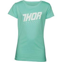 Thor Toddler Girls Aktiv T-Shirt Blue
