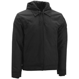 Highway 21 Mens Gearhead Armored Textile Jacket Black