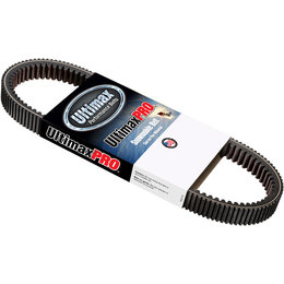 Carlisle Ultimax PRO Snowmobile Drive Belt For Polaris 125-4240U4 Black