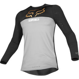 Fox Racing Mens Special Edition Flexair Royl Jersey Grey