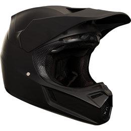 Fox Racing V3 Matte Carbon MVRS MIPS Helmet Black