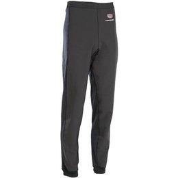 Black Firstgear Tpg Winter Base Layer Pants