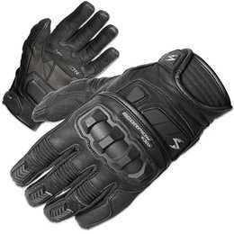 Black Scorpion Mens Klaw Ii Leather Gloves 2013