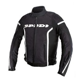 Black Spidi Sport Net Gp Mesh Jacket