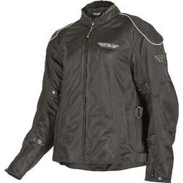 Black Fly Racing Womens Coolpro Jacket Us 5-6