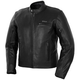 Black Pokerun Deuce 2.0 Leather Jacket
