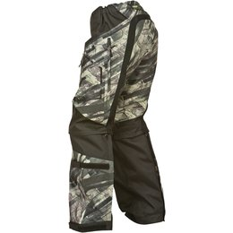 Camo Fly Racing Mens Patrol Over-the-boot Convertible Textile Pants 2015 Us 34