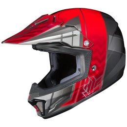 HJC Youth CL-XY 2 CLXY II Cross Up Motocross MX Off-Road Helmet Red