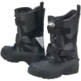 HJC Mens Standard Leather Snowmobile Boots