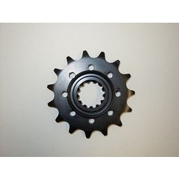 Sunstar Front Countershaft Sprocket 520-13T Steel For Kawasaki KLX250S KLX250SF