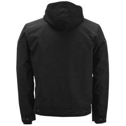 Highway 21 Mens Gearhead Armored Textile Jacket Black