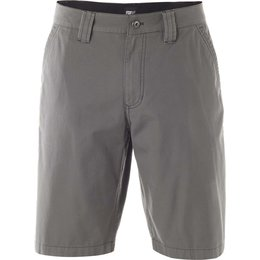 Fox Racing Mens Dozer Shorts Grey
