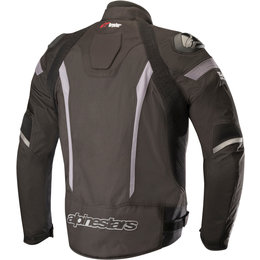 Alpinestars Mens T-Missile Drystar Tech-Air Compatible Armored Textile Jacket Black