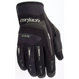 Black Cortech Womens Dx 2 Gloves