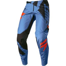 Shift Racing Mens 3lack Label Mainline Pants Blue