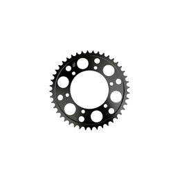 Driven 520 Sprocket 42 Teeth Rear Steel Black For Suzuki GSX-R1000 Yamaha YZF-R1