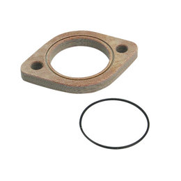 S&S Cycle Manifold Insulator Block With O-Ring 3/8 Inch For Harley