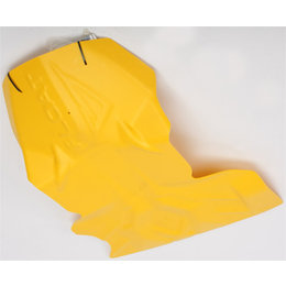 Skinz Snowmobile Float Plates For Ski Doo Yellow SDFP400-YLW Yellow