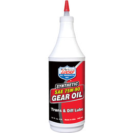 Lucas Oil Synthetic Gear Oil 75W-90 32 Ounce 10047 Unpainted