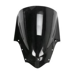 Moto Brackets Street Windscreen Smoke Yamaha 2012-2014 YZF R1 WSAS811 Grey
