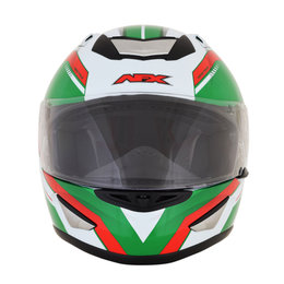 AFX Limited Edition FX-95 FX95 Airstrike Full Face Helmet White