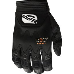 Black Msr Mens Impact Gloves 2015