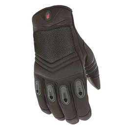 Black Power Trip Open Road Gloves