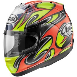 Arai Corsair V Edwards Tribute Full Face Helmet Multicolored